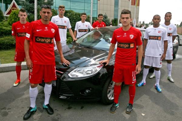 Parteneriat FC Dinamo Bucuresti – Tiriac Auto