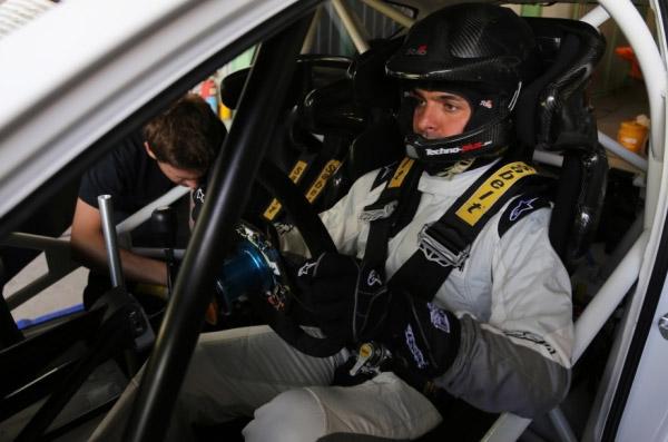 Pilotul Bouffier se alatura programului de testare Hyundai Motorsport 2013