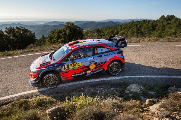 Raliul Australiei a fost anulat din cauza incendiilor. Hyundai Motorsport obtine primul titlu mondial in WRC.