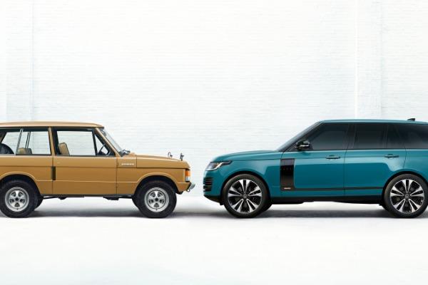 Range Rover sarbatoreste 50 de ani de inovatii in domeniul luxului si tractiunii integrale cu o noua editie limitata