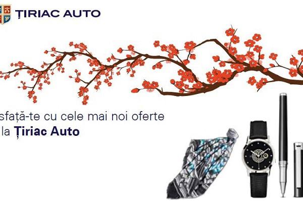 Rasfata-te cu cele mai noi oferte de la Tiriac Auto la Fashion Autoshow