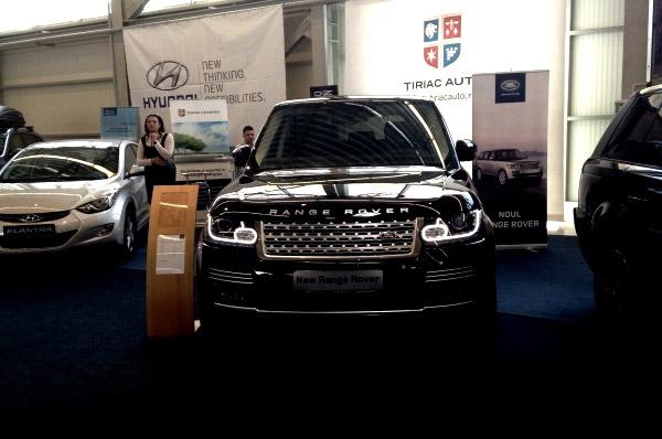 Salonul Auto Bacau 2013