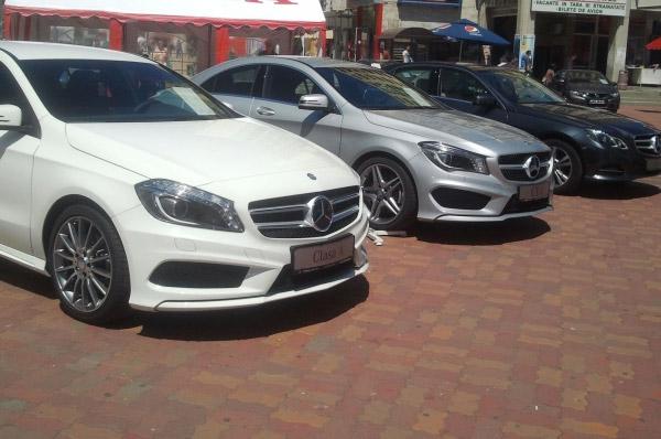 Salonul Auto Pitesti 2013 si-a deschis portile