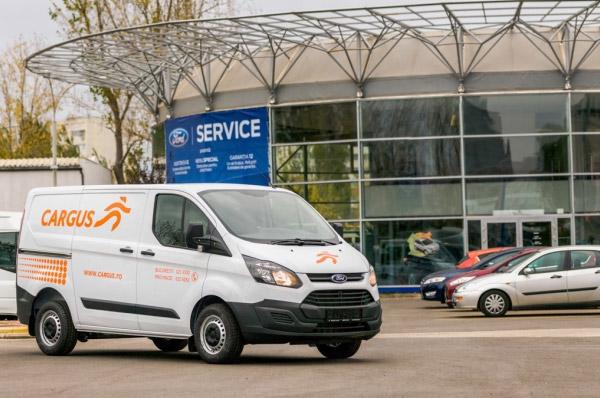 Tiriac Auto, furnizorul de vehicule Ford pentru Cargus International