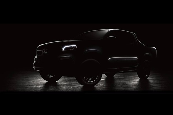 Tiriac Auto lanseaza noul Mercedes-Benz X Class