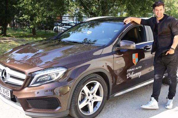 "Tiriac Auto lanseaza serviciul ""Comanda-ti un test-drive"""