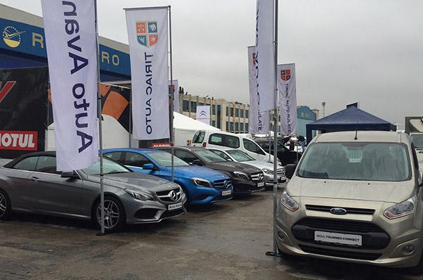 Tiriac Auto prezinta peste 40 de modele la Salonul Auto Bucuresti 2014