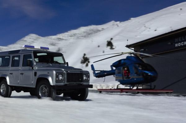 Un Land Rover cu si mai multa personalitate