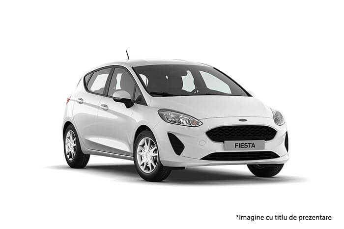 FORD FIESTA TREND CONNECTED1.0 L 125 mHEV 5 USI