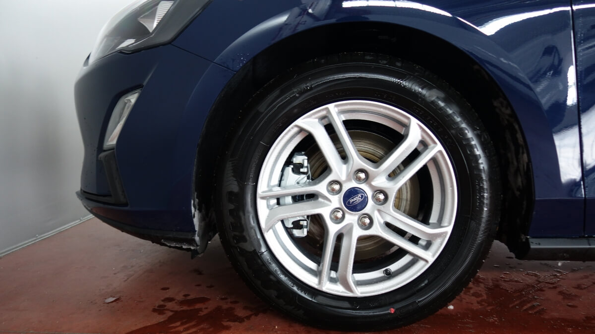 FORD FOCUS TREND CONNECTED 1.0 mHEV 125 HP MAN WAG
