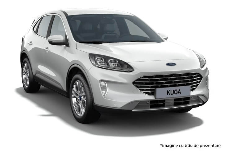 FORD KUGA VIGNALE 2.5L FHEV 190 HP AUTO FWD