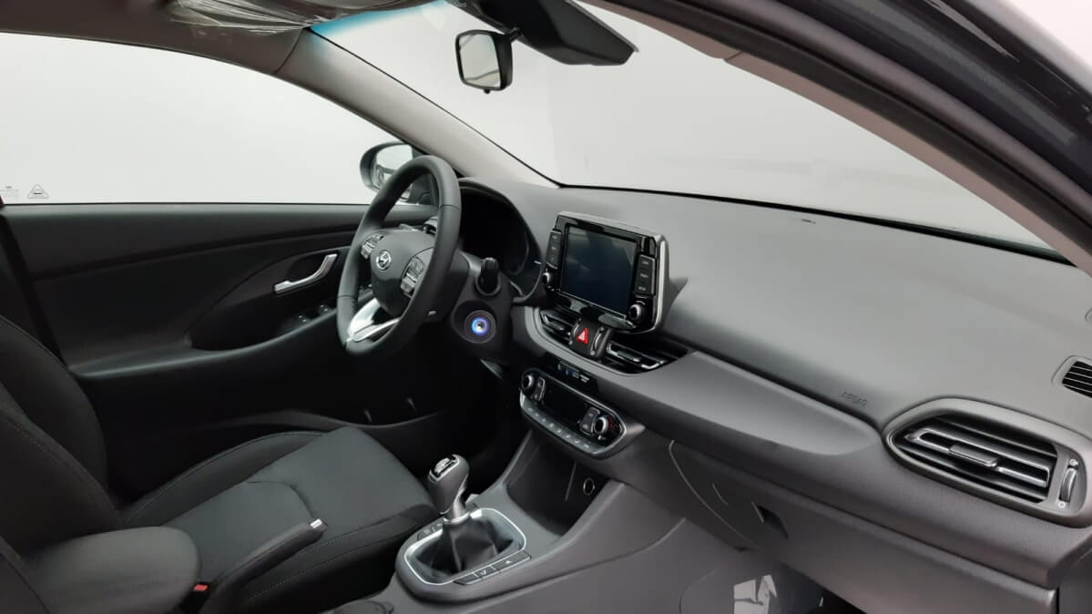 HYUNDAI i30 Fastback i30 FASTBACK 1.5T 160CP M-Hybrid 48V 5DR Highway