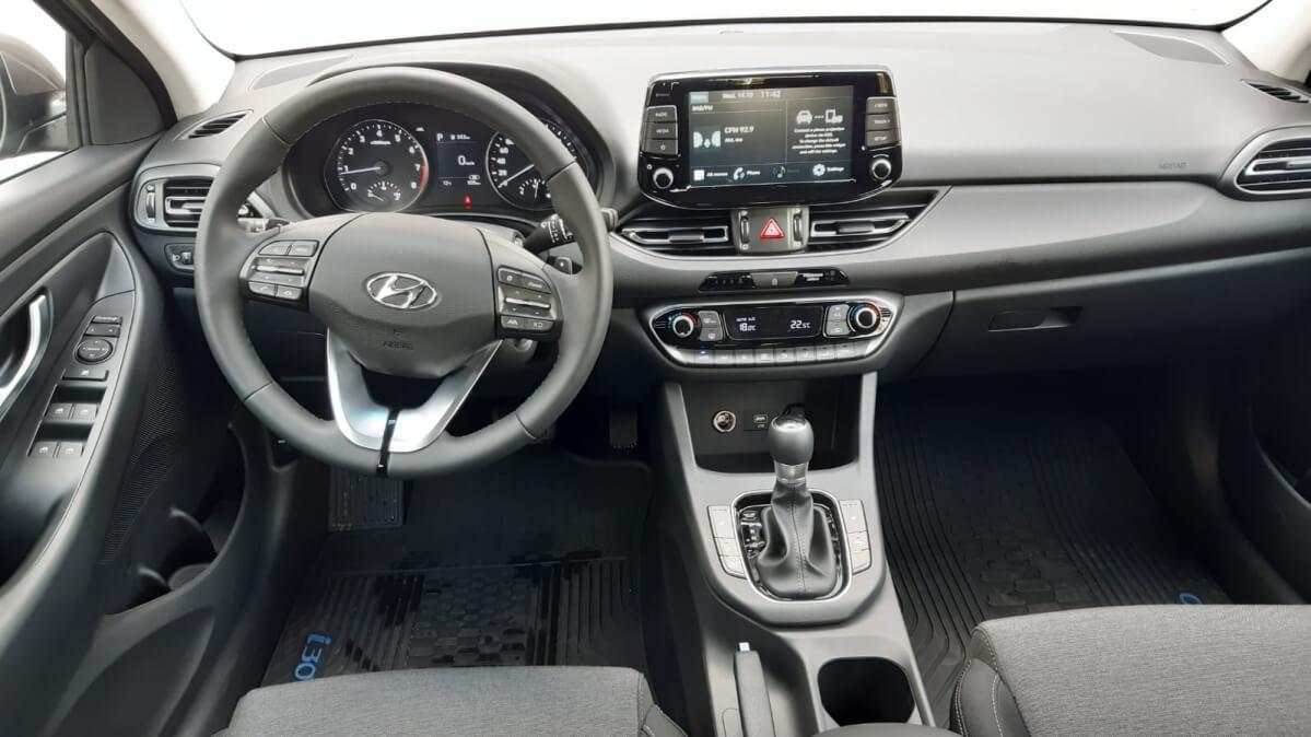 HYUNDAI i30 i30 1.5T 160CP M-Hybrid 48V 7DCT 5DR Highway