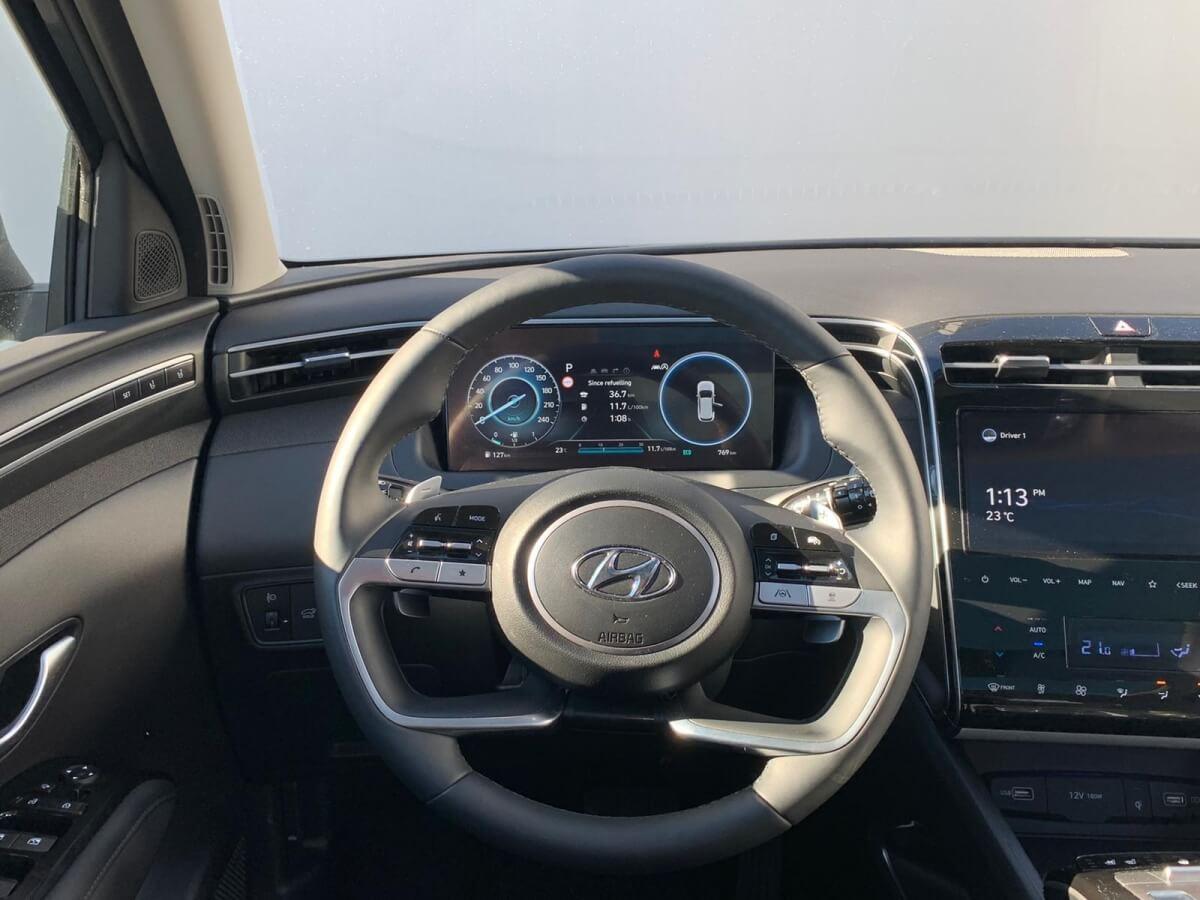 HYUNDAI Tucson TUCSON 1 6T-GDi 180CP M-Hybrid 4WD 7DCT Luxury