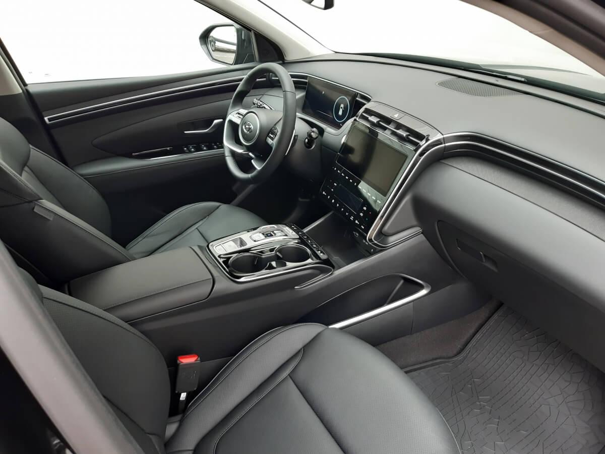 HYUNDAI Tucson TUCSON 1 6T-GDi 180CP M-Hybrid 4WD 7DCT Premium