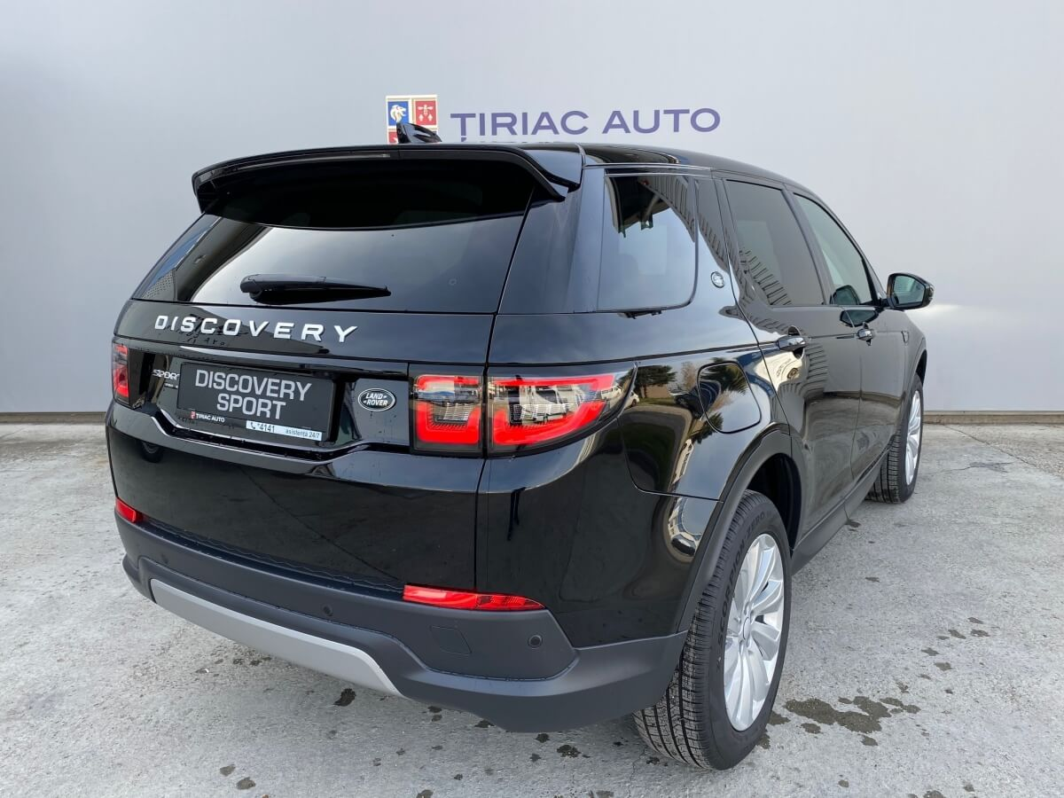 LAND ROVER Discovery Sport Diesel Discovery Sport 2.0 l TD4 SE