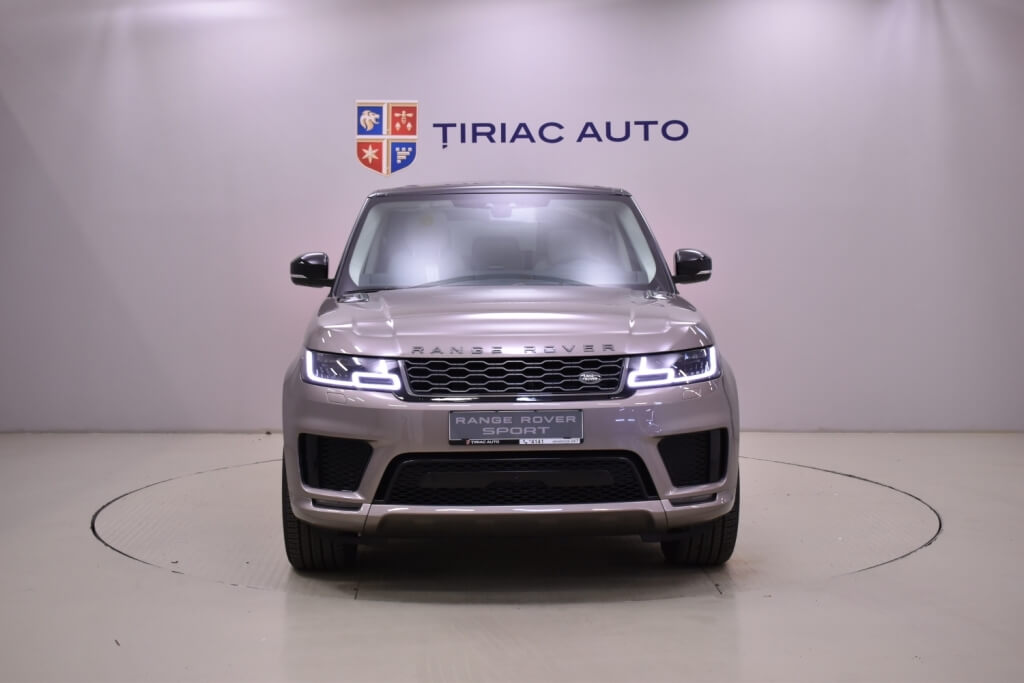 LAND ROVER Range Rover Sport Diesel Range Rover Sport 3.0 I SDV6 HSE Dynamic