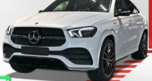 Mercedes-Benz GLE Coupe 400