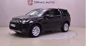 DISCOVERY SPORT, SUV, 2.0D