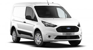 FORD CONNECT VAN TREND 1.5 TDCI 100 HP MAN VAN LWB