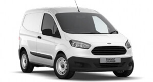 FORD COURIER VAN TREND 1.0L T 100 HP MAN VAN