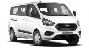 FORD CUSTOM TOURNEO  BUS M1 TITANIUM 320 L 2.0L 185 HP AUTO