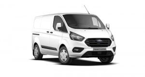 FORD CUSTOM VAN TREND 300 L 2.0L 130 HP MAN