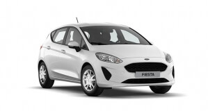 FORD FIESTA TREND CONNECTED