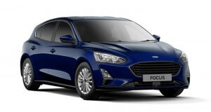 FORD FOCUS TREND CONNECTED 1.0 L ECOBOOST 125 HP AUTO 5 USI