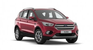 FORD KUGA BUSINESS 2.0 TDCi 150 HP MAN FWD
