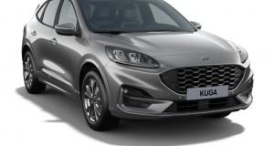 FORD KUGA ST-LINE X 2.0 TDCi 190 HP AUTO AWD