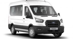 FORD TRANSIT BUS M2 TREND 460   130 HP HDT MAN RWD