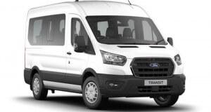 FORD TRANSIT BUS M2 TREND 460   130 HP HDT MAN RWD