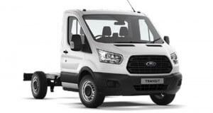 FORD TRANSIT  S-CAB TREND 350 L3 130 HP FWD MAN