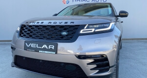 LAND ROVER Range Rover Velar Range Rover Velar 2.0