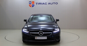 MERCEDES-BENZ CLS CLS 350 CDI 4MATIC
