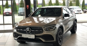 MERCEDES-BENZ GLC Coupe GLC 220 d 4MATIC Coupé