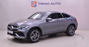 MERCEDES-BENZ GLC Coupe GLC 300 e 4MATIC Coupe