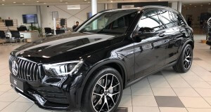 MERCEDES-BENZ GLC Mercedes-AMG GLC 43 4MATIC