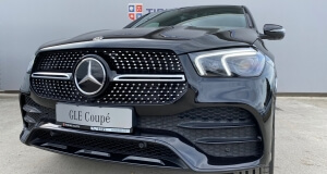 MERCEDES-BENZ GLE COUPE GLE 350 de 4MATIC Coupé