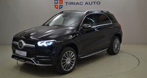MERCEDES-BENZ GLE GLE 300 d 4MATIC