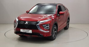 MITSUBISHI Eclipse Cross Eclipse Cross PHEV 2.4L 4WD CVT Instyle