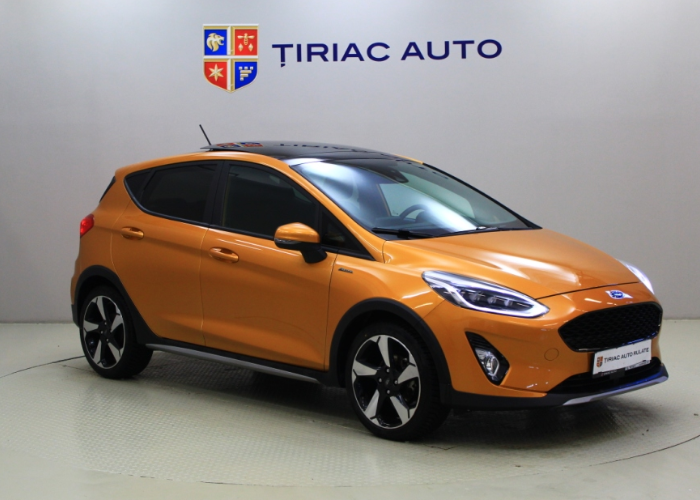 FORD FIESTA ACTIVE II 1.0 EcoBoost 100 CP MT