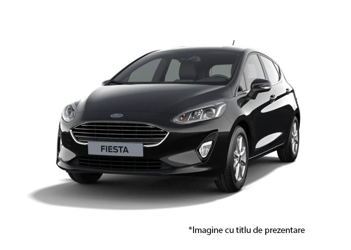 FORD FIESTA TREND CONNECTED 1.0 L Ecoboost 100 HP MAN 5 USI