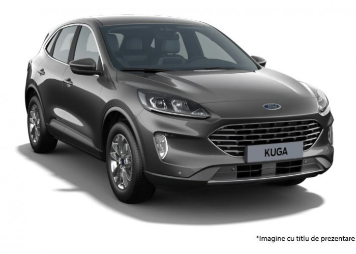 FORD KUGA ST-LINE 2.5L PHEV 225 HP AUTO FWD