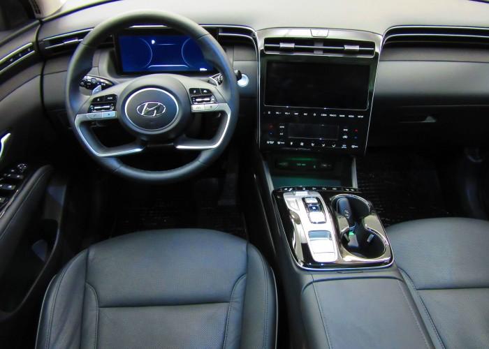 HYUNDAI Tucson TUCSON 1.6T-GDi 230CP Hybrid 4WD 6AT Luxury