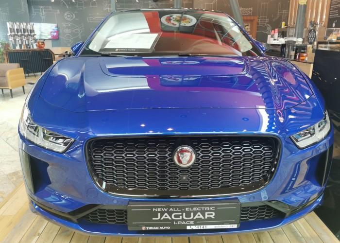 JAGUAR I-Pace 5 usi SWB, 400CP/294KW AWD Auto, HSE (SP3)