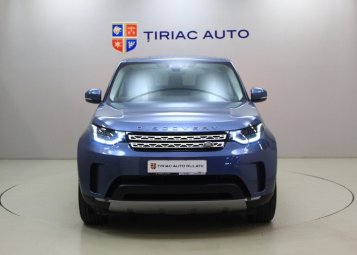 LAND ROVER DISCOVERY 3.0 D SDV6 306CP AWD AT HSE