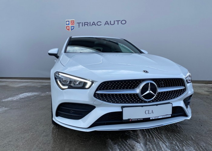 MERCEDES-BENZ CLA CLA 200 Coupé