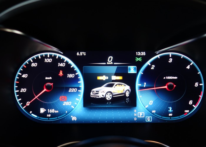 MERCEDES-BENZ GLC Coupe GLC 220 d 4MATIC Coupé